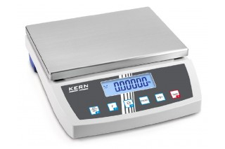 KERN - Large, high resolution bench scale