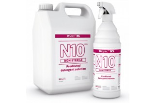 - Disinfectants inSpec N10 Solution