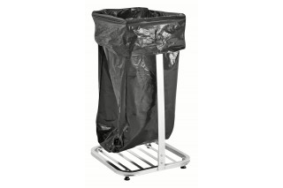 - Thick sack stand adapted for 125L sack