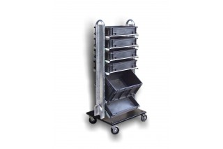 ITECO - Conductive trolleys for NEWBOX