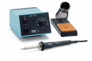 WELLER - Soldering Station WS 51 with iron LR21