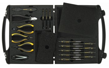 BERNSTEIN - Antistatic set 18 pieces without ESD kit 2285