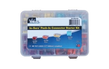 IDEAL - In-Sure Push-In Connector Starter Kit
