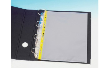- ESD document holders A4