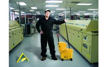 ITECO - Dissipative floor coating