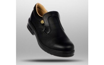- ESD security shoes black