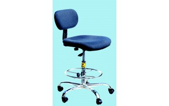 ITECO - ESD chair YOUNG / high with footrest