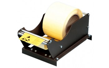 - Conductive Label Dispenser for labels up to 100 mm width