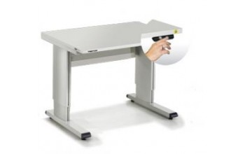 - Workbench electric adjustable ESD