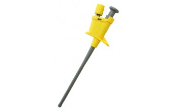 ELECTRO PJP - Pincer clip, Flexible shaft.