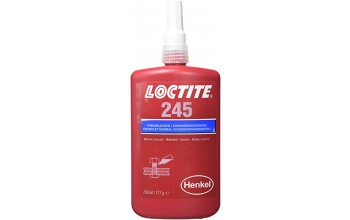 LOCTITE - 245 Medium strength threadlocker (Max M80)