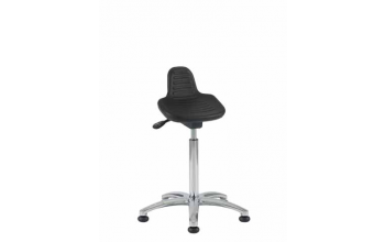 - ESD high chair standard Pu-Soft - SEAT INCLINATION