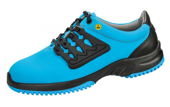 - ESD shoes Uni6 Turquoise