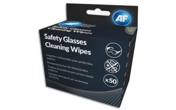 AF - Cleaning Wipes for Safety Glasses