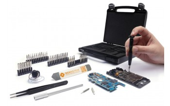 BERNSTEIN - Smartphone and tablet repair case 47 tools