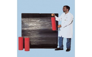 - Stretch film dissipative