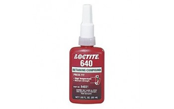 LOCTITE - 640 High strength resistance retainer