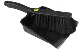 - ESD hand brush and dustpan set