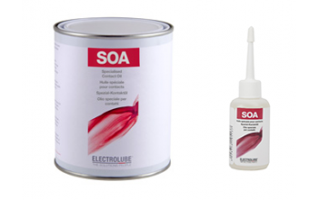 ELECTROLUBE - SOA - Contact Treatment Oil