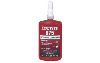 LOCTITE - 675  High strength resistance retainer