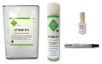 AB Chimie - Acrylic Removable Coating AVR80 BA