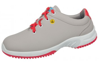 - ESD shoes Uni6 Grey/Red