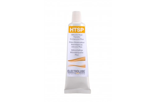 ELECTROLUBE - Silicone Heat Transfer Compound Plus