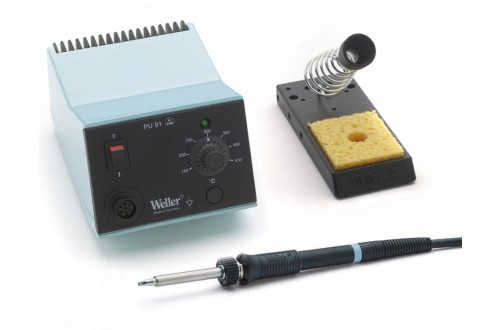 WELLER - Soldering Station WS 81 with iron WSP80