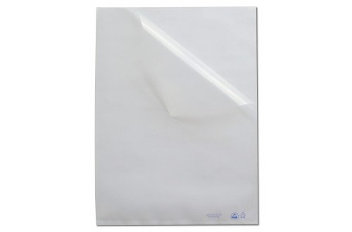 - ESD sheet protector A4 PE 2 sides open