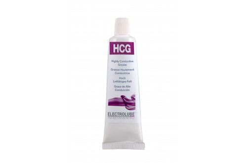 ELECTROLUBE - HIGH TEMPERATURE GREASE HCG50TN (50ml)