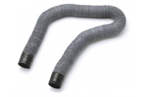 WELLER Filtration - EXTRACTION HOSE GREY DIAMETER 60mm, 3m