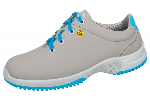 - ESD SHOES UNI6 GREY/BLUE SIZE 35