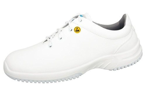 - ESD SHOES UNI6 WHITE SIZE 48