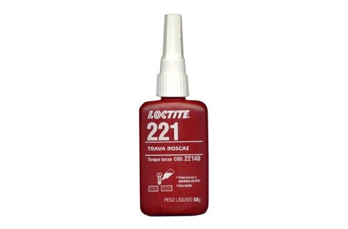 LOCTITE - FREINFILET FAIBLE 221 250ML