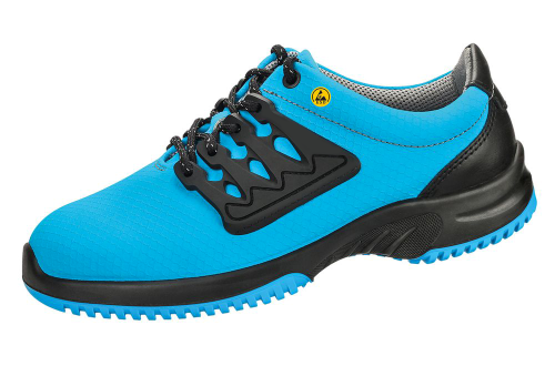 - ESD SHOES UNI6 TURQUOISE SIZE 44