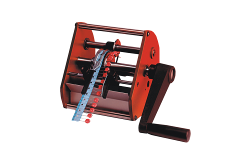 ITECO - SUPERFORM/R-LC CUTTING MACHINE FOR TAPED RADIAL COMPONENTS P=12.7MM
