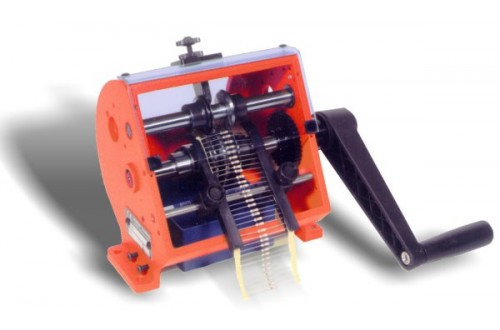 ITECO - SUPERFORM/V CUTTING BENDING MACHINE FOR AXIAL COMP. VERTICAL MOUNTING - D.0.8-1.3 P.7.5