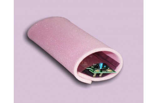 ITECO - Anti-static soft foam pink