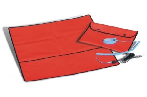 ITECO - Field service kit red